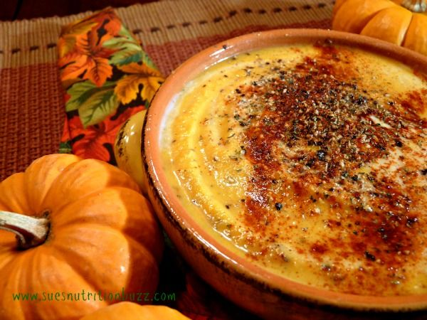 Paprika Spiced Pumpkin Soup ! | Savvy Healthy Soups | Pinterest