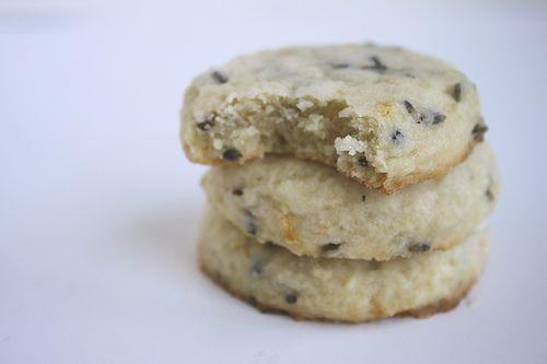 Lemon Lavender Shortbread Cookies | Roberta | Pinterest