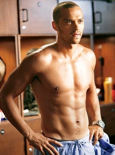 Jesse from greys anatomy