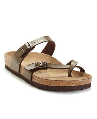 Birkenstock Womens Shoes, Mayari Sandals - Comfort - Shoes - Macys