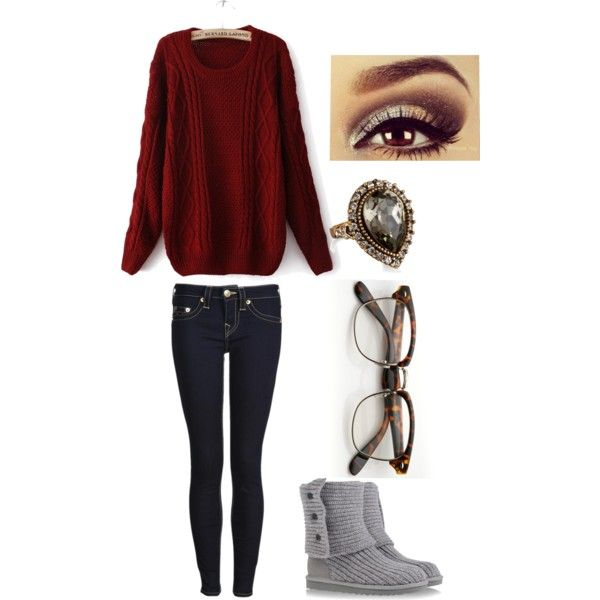 U0026quot;Winter outfitu0026quot; on Polyvore   Style   Pinterest