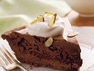 French Silk Pie recipe from Betty Crocker