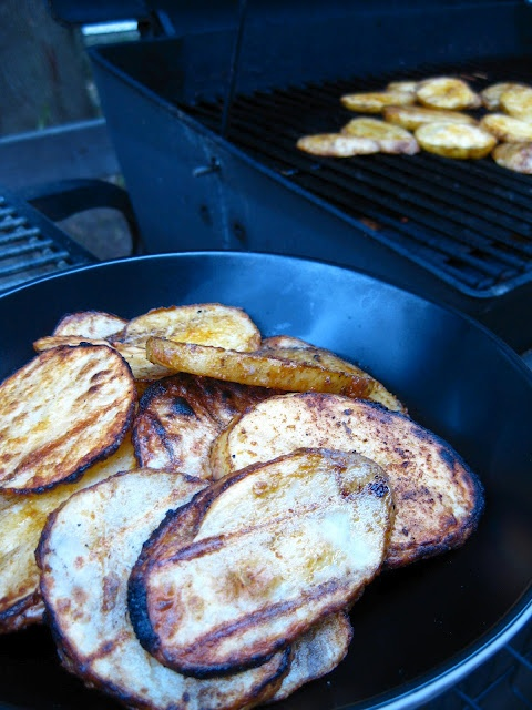 Grilled Potatoes With Smoked Paprika Recipe — Dishmaps