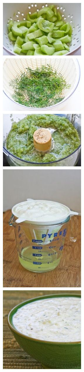 World's Best Tzatziki Sauce Recipe - Greek Yogurt And Cucumber Sauce ...