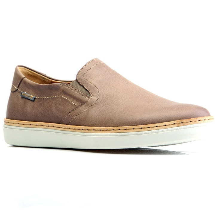 Mephisto | Jedo Slip-on Sneaker | Easy slip-on with unique details. A