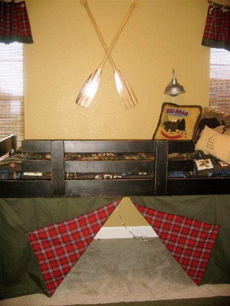 Fishing room decor for the home pinterest for Fishing bedroom decor