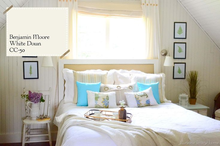 benjamin moore white down cc 50 walls pinterest
