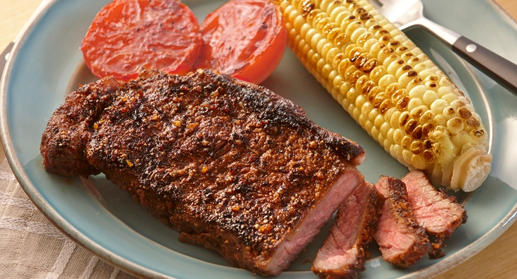 Grill Mates® Blackened Steak | Recipe