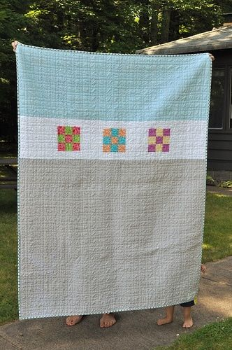 Pieced quilt back with quilt blocks quilt ideas Pinterest