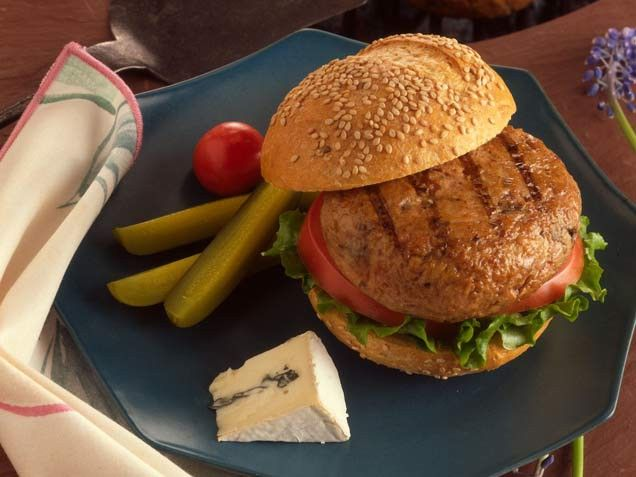 Honey Mustard Turkey Burgers | EVE'S BOARD....EVERYTHING EXCEPT THE ...