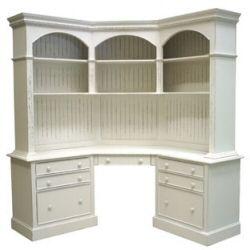 Corner Bookcase/Desk