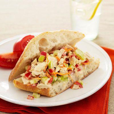 Healthy Tuna Salad Recipe - Low Fat Tuna Salad - Good Housekeeping