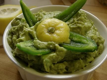 Tomatillo guacamole. | Crock of Guac! | Pinterest