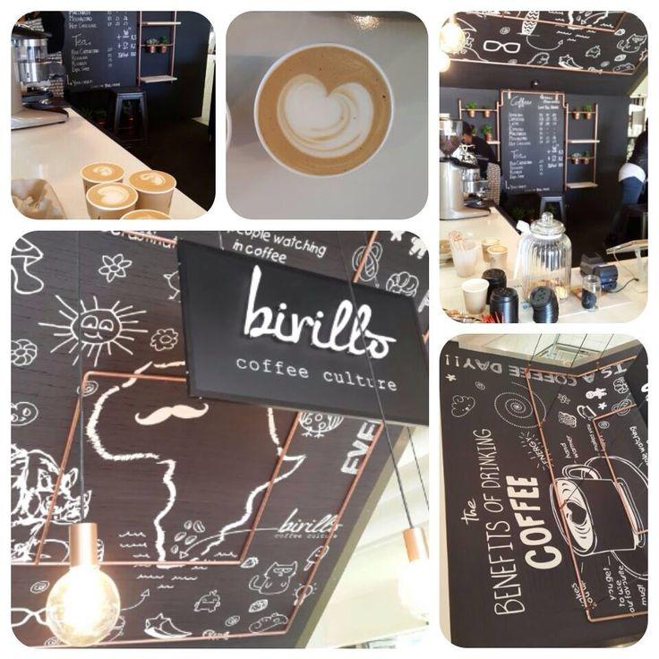 Coffee at glenfair boulevard in lynnwoood pretoria oh so yummie
