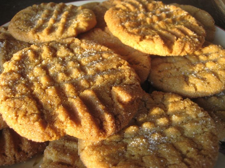 Best Peanut Butter Cookies Ever Recipes — Dishmaps