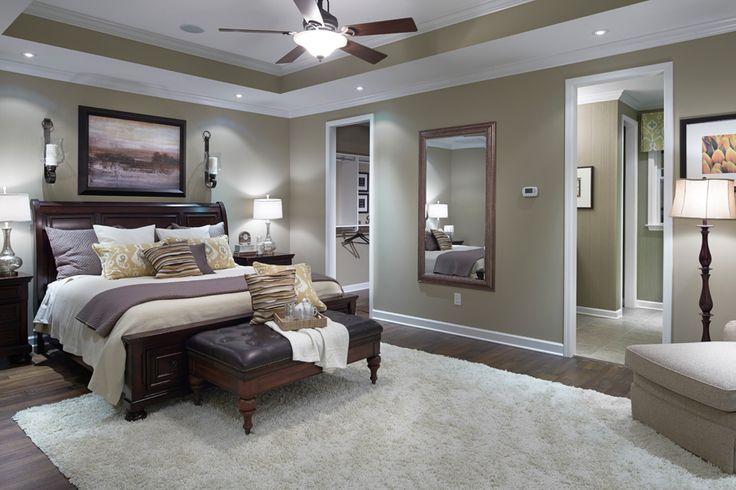 Neutral Master Bedroom Bedroom Pinterest
