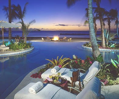 one of my favorite places - Four Seasons Nevis