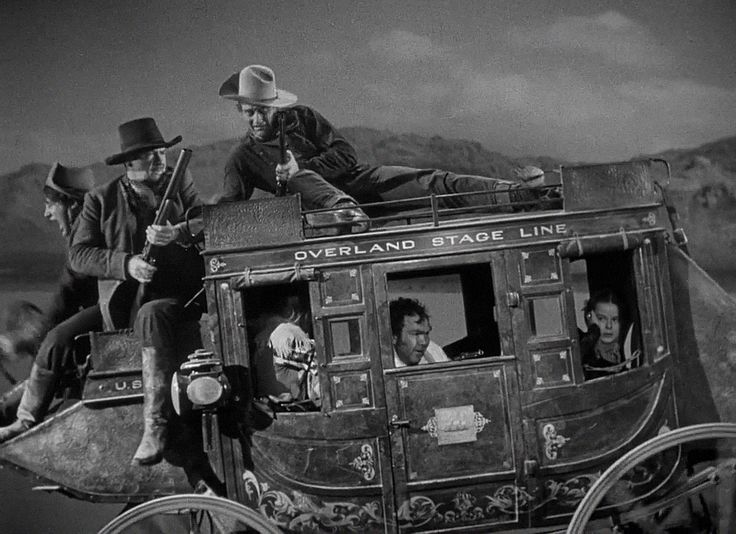 stagecoach 1939 essay Stagecoach oh yeah great movie '39 was a great year there are films that we tend to take for granted with the passage of time, but there are often good reasons why a film is considered a classic.