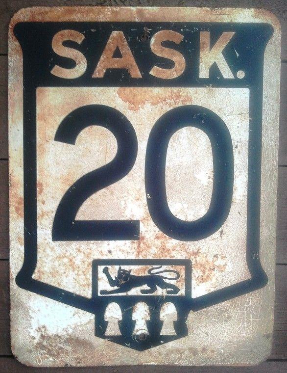 Vintage Highway Signs 29