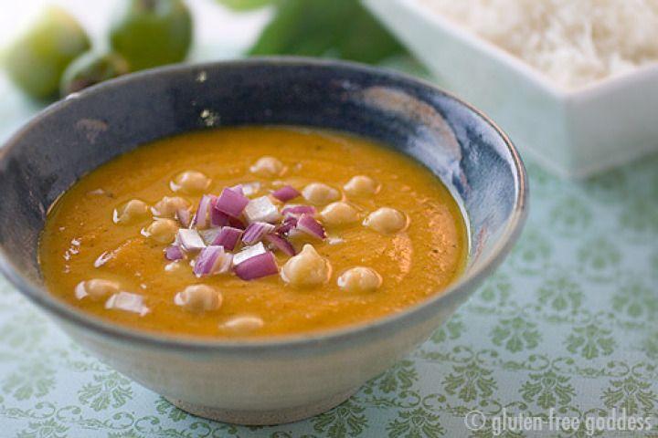 Mulligatawny Soup Recipe with Jasmine Rice Recipe