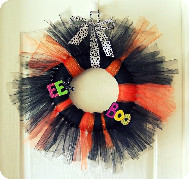 More Tulle Wreaths Who Knew Diy Holiday Wreath Fun