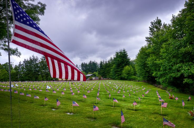 memorial day willamette national cemetery oregon