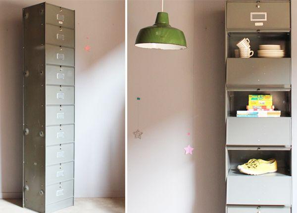 Meuble a clapets atelier du petit parc auguste for Atelier du meuble