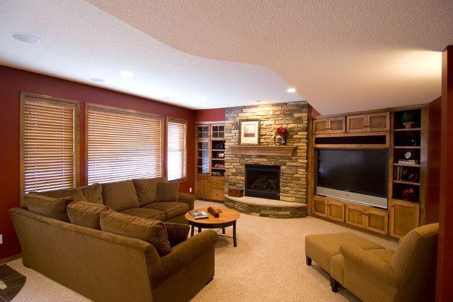 basement living room basement design pinterest