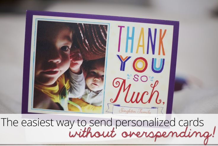 Personalize without spending a pretty penny. Tips from @Sarah Rogers