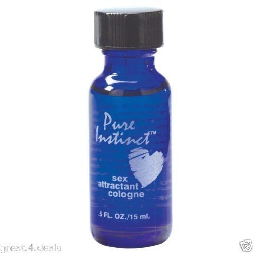 deals pure instinct pheromone bottle