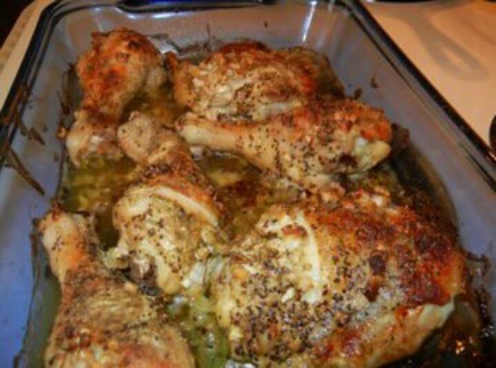Buttermilk Baked Chicken | Chicken / Eggs | Pinterest