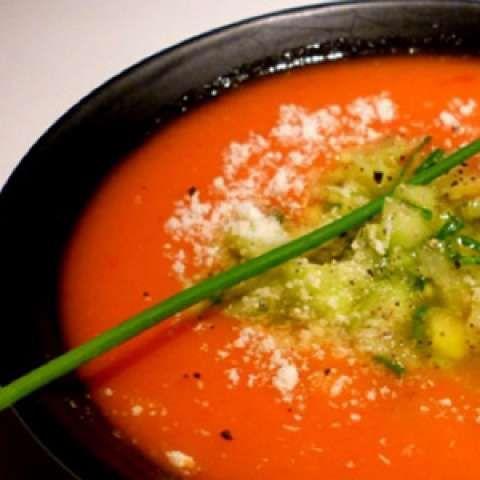 Gazpacho - Malaga Spain | What our chefs cook | Pinterest