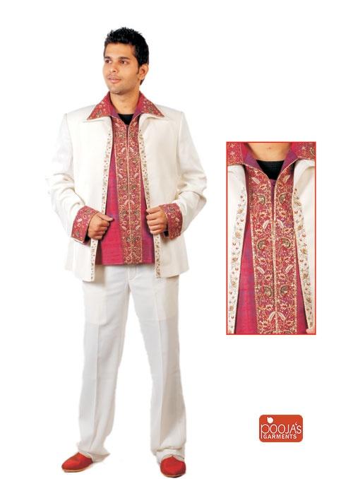Indian wedding dresses for men cakes new york pinterest for Indian wedding dresses for man
