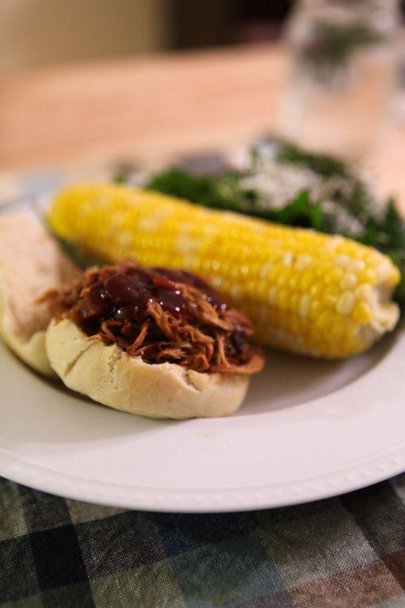 cherry-chipotle bbq chicken sandwiches | SeNsuOuZ S@nDWichZ | Pintere ...