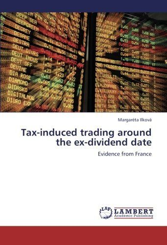 Ex dividend options trading
