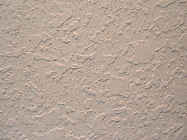 HOW TO DO KNOCK DOWN WALL TEXTURE WITHOUT A SPRAYER CHEAP
