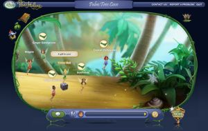 games like pixie hollow online