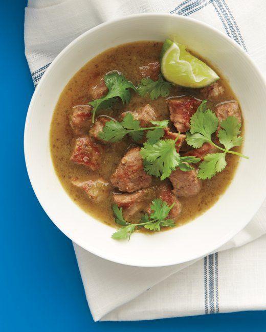 Chili Verde | Recipe