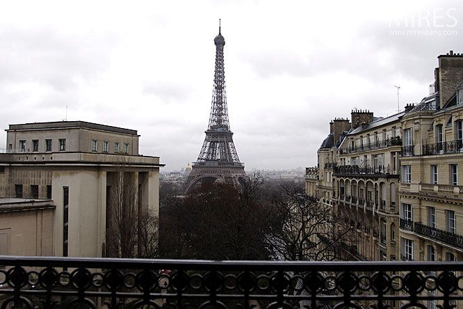 Paris, France | A room with a view... | Pinterest