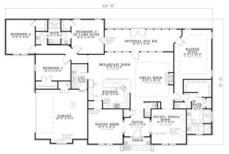 ndg 1185 floor plan first story some day dream home