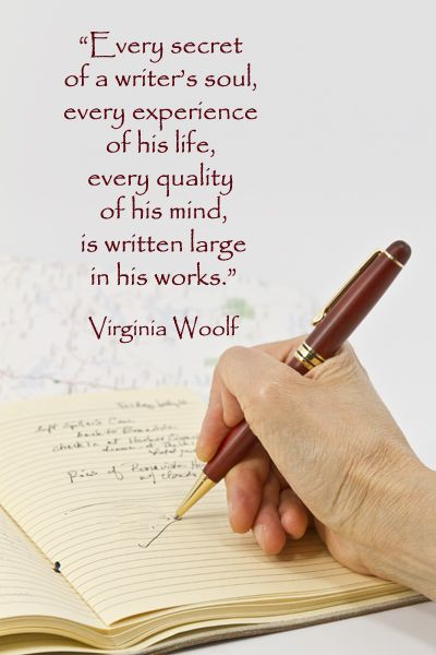 Whatever form of writing or art your creativity takes, its true aesthetic integrates mind, self, and spirit into the adventure.  Gain helpful insights into the creative process at http://www.examiner.com/article/forty-quotations-for-writing-inspiration