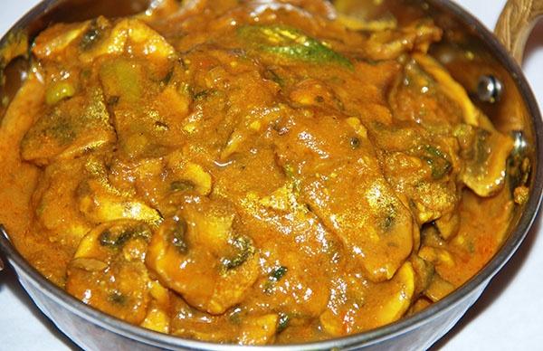 Mushroom Tikka Masala Recipes — Dishmaps