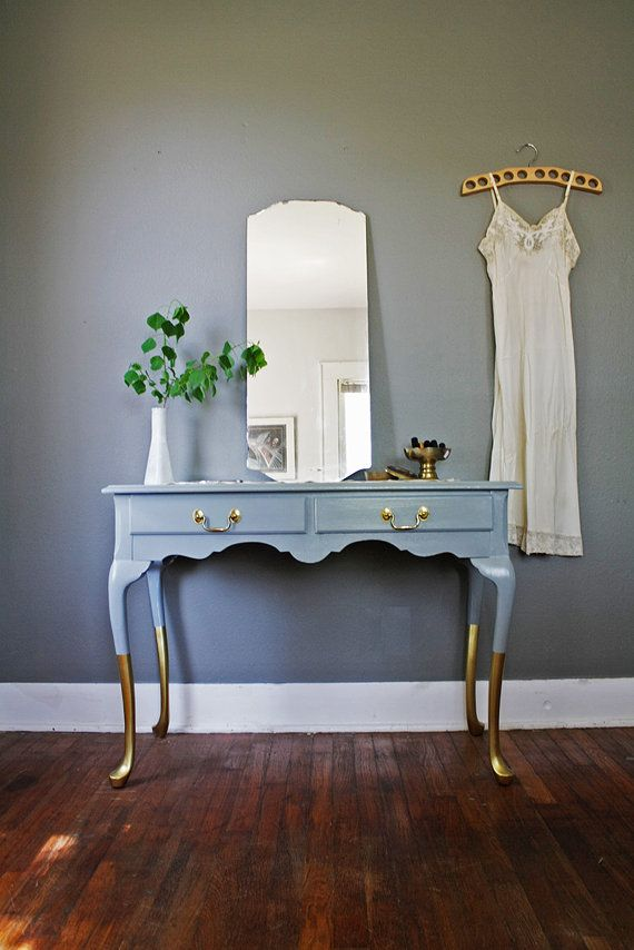 Gold Dipped Versatile French Provincial Piece