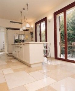 Jerusalem Stone Floors Kitchens Pinterest