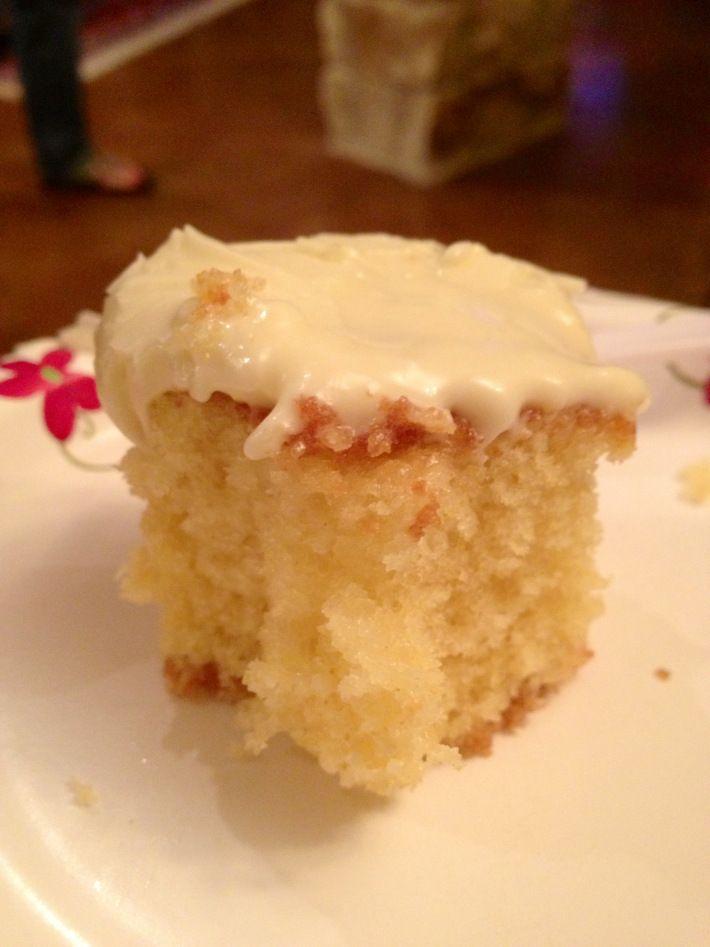 Sweet & Sour Lemon Cake - Trisha Yearwood's lime cake with lemons ...