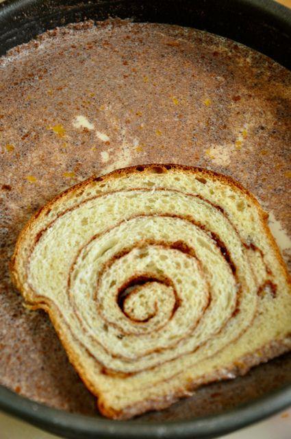 Cinnamon Swirl Bread French Toast | Bread & Butter | Pinterest