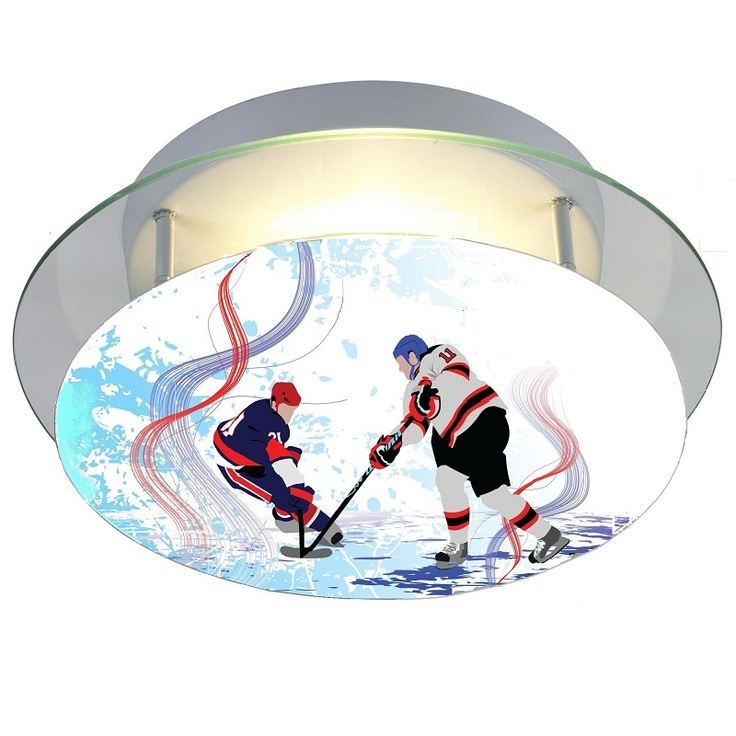 hockey sports ceiling light ceiling lights