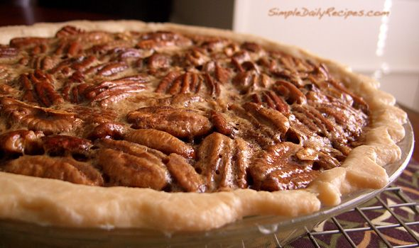 pecan pie recipe easy - Click For Recipe | Recipes | Pinterest