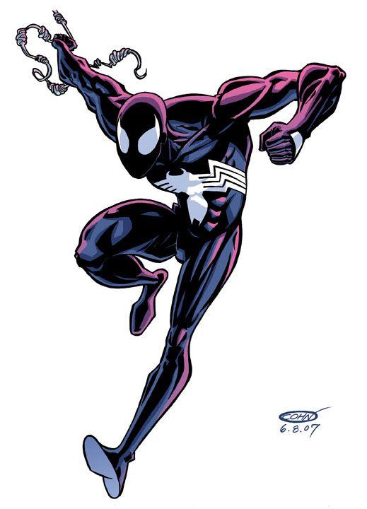 Black Spiderman Comic Black Spiderman...