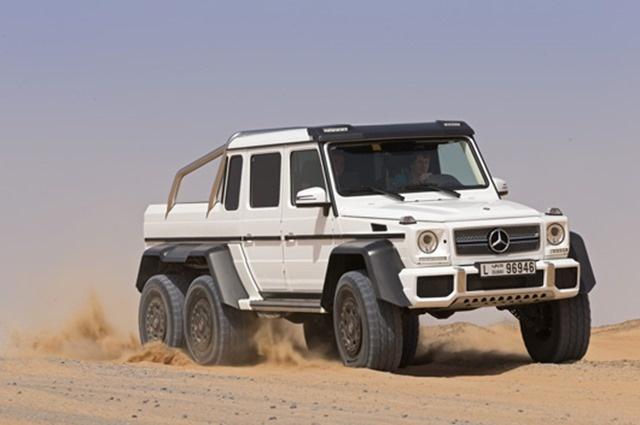 Mercedes g63 amg 6 wheel drive cars motorbikes pinterest for Six wheel mercedes benz